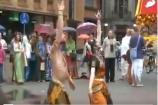 Video: చికాగోలో భరతనాట్య ప్రదర్శన... చూస్తే ఆశ్చర్యపోతారు!