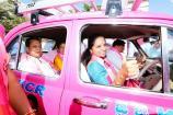 Video: గణేష్ గుప్తా నామినేషన్లో ఎంపీ కవిత కారు డ్రైవింగ్