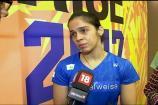 Video: హాఫ్ మారథాన్కు రమ్మని సైనా నెహ్వాల్ రిక్వెస్ట్...