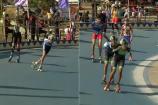 VIDEO: మూడో రోజుకు చేరుకున్న నేషనల్ రోలర్ స్కేటింగ్ చాంపియన్షిప్ పోటీలు