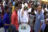 Video: రాయ్పూర్లో కాంగ్రెస్ పార్టీ విజయ సంబరాలు...