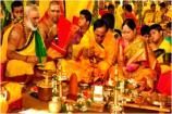 Video : నాలుగో రోజు చండీయాగంలో కేసీఆర్ దంపతుల పూజలు