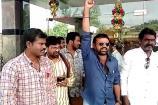 #NTRBiopic : ఆదిలాబాద్లో పండగ చేసుకుంటున్న బాలయ్య ఫ్యాన్స్