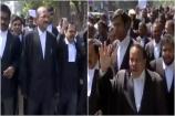 Video: 'ఖబర్డార్ ఇమ్రాన్ ఖాన్': పుల్వామా దాడిపై న్యాయవాదుల నిరసన