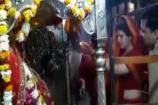 Video: వింధ్యావాసిని ఆలయంలో ప్రియాంక గాంధీ పూజలు