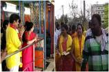 Video : హిందూపురంలో బాలకృష్ణ సతీమణి వసుంధర ప్రచారం