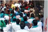 Video : నిజామాబాద్లో పోటెత్తిన రైతు నామినేషన్లు..