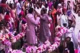 video: ఆకాశ్ అంబానీ పెళ్లి.. బరాత్లో కుమారుడితో కలిసి ముఖేష్ స్టెప్పులు
