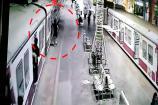 Video : రన్నింగ్ ట్రైన్ ఎక్కబోయాడు... చివరకు ఇలా అయ్యింది