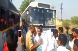 Video : RTC డ్రైవర్పై ఎస్సై దాడి... బస్సు ఎక్కి... ప్రయాణికులంతా చూస్తుండగా...
