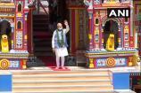 Video: కాలినడకన బద్రినాథ్ను దర్శించుకున్న ప్రధాని మోదీ