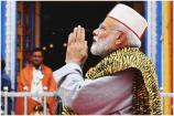వీడియో : కేదార్నాథ్ లో మోదీ ఎంట్రీ చూస్తే కెవ్వు కేక...