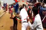 Video: రాళ్ల దాడులు..కుర్చీలతో కొట్లాటలు..టీఆర్ఎస్ vs కాంగ్రెస్