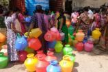 Video : భోజనానికి గ్లాస్ నీళ్లే... చెన్నైలో అత్యంత తీవ్రంగా నీటి కొరత...