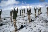 Video: మంచుకొండల్లో జవాన్ల యోగా..18వేల ఫీట్ల ఎత్తులో