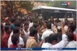 Video: అనంతపురంలో టీడీపీ మరియు వైసీపీ మధ్య ఘర్షణ...