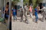 Video : స్టూడెంట్లపై టీచర్ వీరావేశం... చితకబాది...