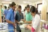 Video: మధ్యాహ్న భోజనం వికటించి 22 మందికి అస్వస్థత.. నలుగురి పరిస్థితి విషమం..