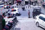 Video: అతివేగంతో కారు బీభత్సం...బైక్లపైకి దూసుకెళ్లి..