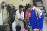 Video : శ్రీరెడ్డి ఇంట్లో రాఖీ వేడుకలు...