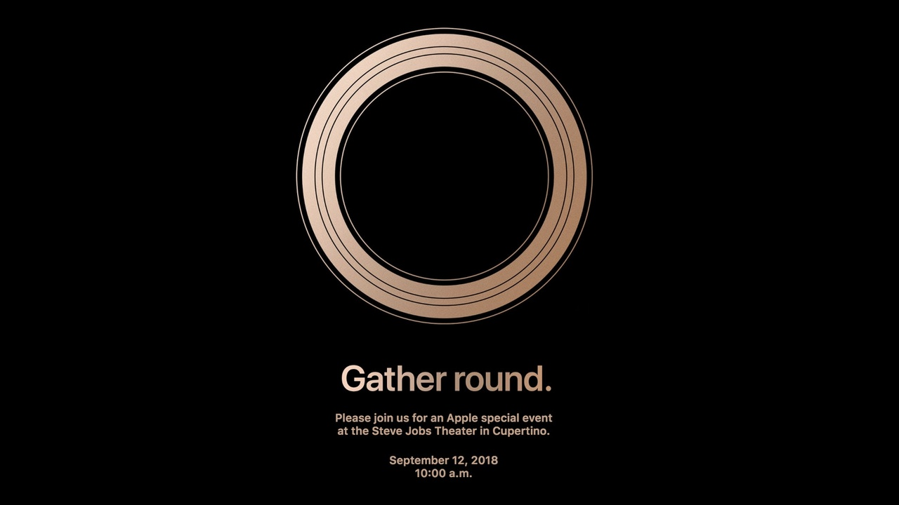 APPLE'S 2018 IPHONE EVENT TO BE HELD ON 12 SEPTEMBER: HERE'S ALL WE KNOW SO FAR, యాపిల్ ఈవెంట్‌కు కౌంట్‌డౌన్ షురూ!