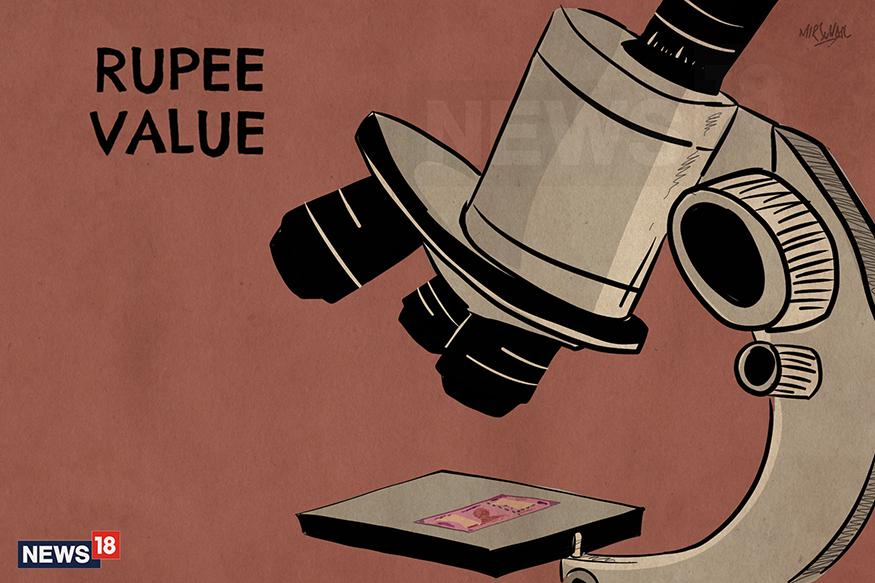 Rupee Slips to Lifetime Low of 70.26 Against the Dollar. Here's How It Affects You