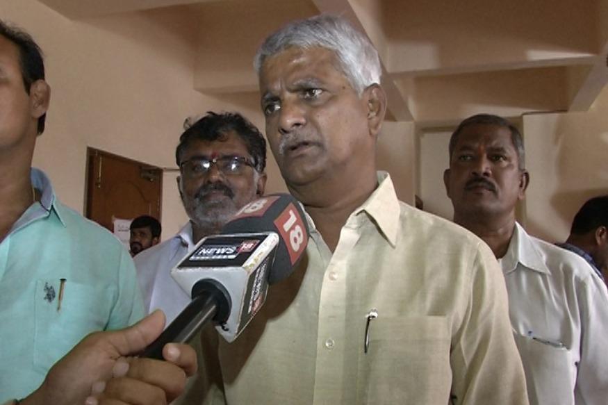 Telangana assembly elections2018 ttdp leader ravula chandrashekar reddy allegations on trs regards ec rule violations ఈసీపై టీఆర్ఎస్ ఒత్తిడి.. ఎన్నికలు సజావుగా జరగనివ్వలేదు: టీటీడీపీ