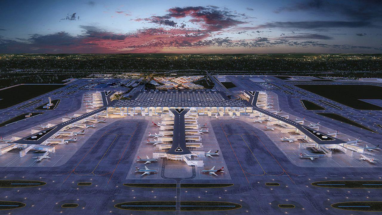 Kartınkı po zaprosý novyı aeroport stambýla otzyvy