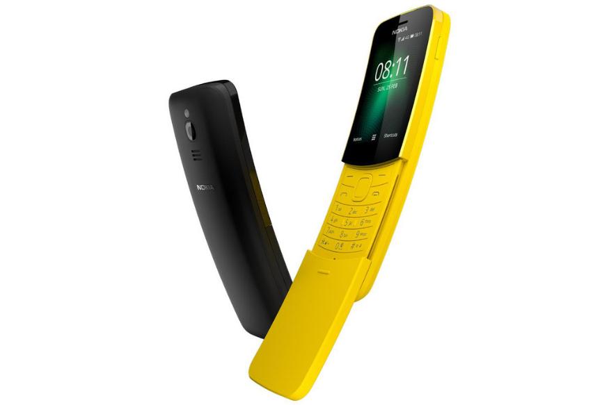 nokia 8110 4g, nokia banana PHONE, nokia 8110 4g price cut, HMD Global, KaiOS, Nokia 8110 4G features, Nokia 8110 4G specifications, బనానా ఫోన్, నోకియా 8110, స్లైడర్ ఫోన్, బనానా ఫోన్ ప్రత్యేకతలు, బనానా ఫోన్ స్పెసిఫికేషన్స్, బనానా ఫోన్ ఫీచర్స్, బనానా ఫోన్ ప్రత్యేకతలు, నోకియా 8110 స్పెసిఫికేషన్స్, నోకియా 8110 ఫీచర్స్, నోకియా 8110 సేల్, నోకియా 8110 డిస్కౌంట్
