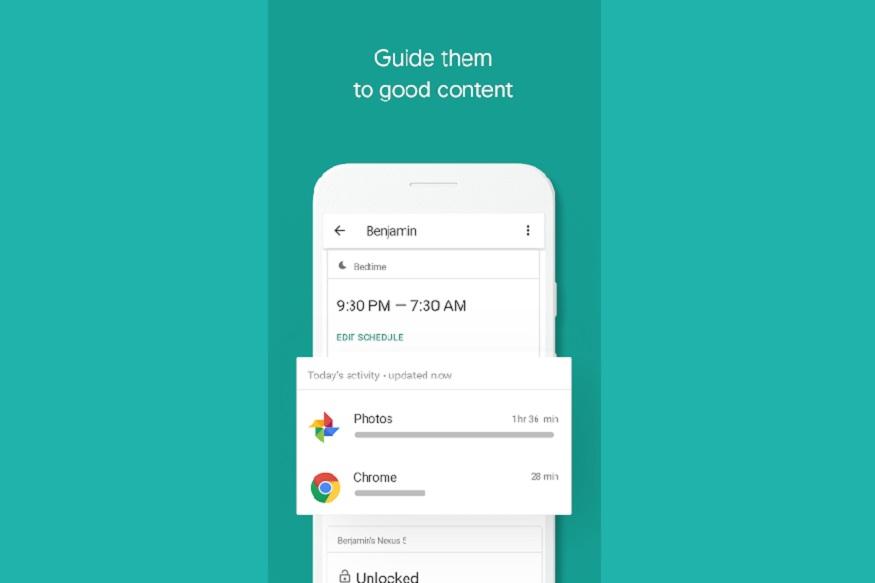 మీ పిల్లలు ఫోన్లో ఏం చేస్తున్నారు? 'ఫ్యామిలీ లింక్' యాప్తో తెలుసుకోవచ్చు | Parents can control children's smartphone usage with 'Google Family Link' App