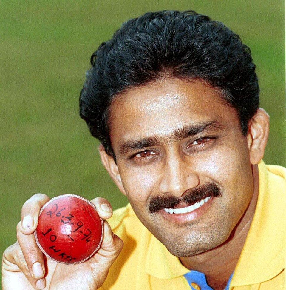 Cricket, Ind vs Pak, Anil kumble 10/74,  team india, 10 wickets in One innings, Unbeaten Records in Test Cricket, క్రికెట్ వార్తలు, అనిల్ కుంబ్లే, జంబో అనిల్ కుంబ్లే పది వికెట్లు, ఇండియా vs పాకిస్తాన్, ఒకే ఇన్నింగ్స్లో పది వికెట్లు