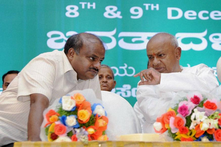 Karnataka politics, Bjp mla Preetham Gowda, Deve Gowda, HD Kumaraswamy, BS Yeddyurappa, కర్ణాటక రాజకీయాలు, బీజేపీ ఎమ్మెల్యే ప్రీతమ్ గౌడ, దేవేగౌడ, కుమారస్వామి, బీఎస్ యడ్యూరప్ప