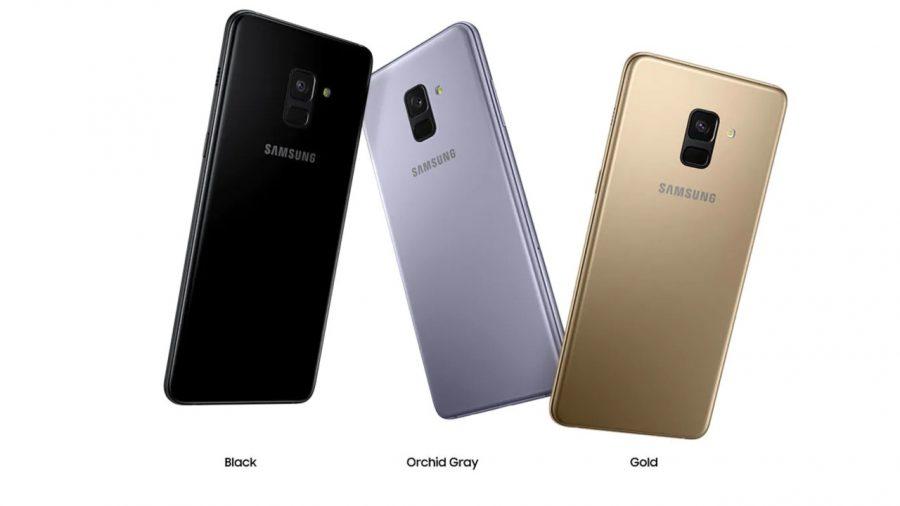 4. Samsung Galaxy A8 | SAR value: 0.24 (Image: Samsung)