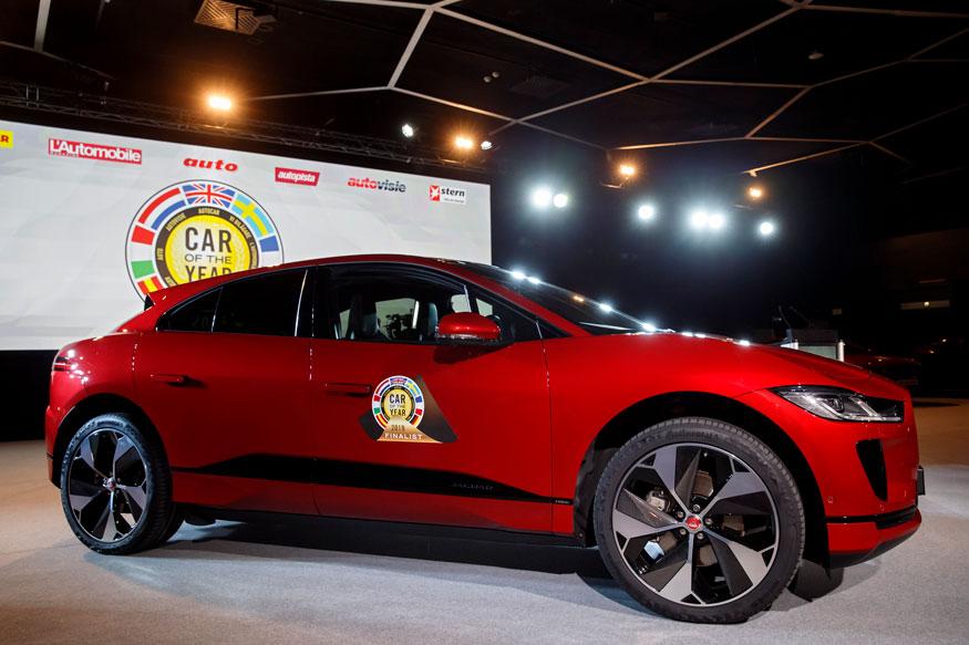 49. Jaguar I-Pace- Car of the Year 2019. (Image: AP)