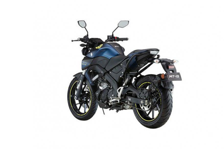 11. యమహా ఎంటీ-15. (Image: Yamaha)