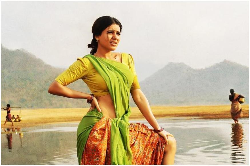 'రంగస్థలం'లో రామలక్ష్మి పాత్రలో నటించిన సమంతకు బెస్ట్ ఫీమేల్ క్రిటిక్స్ అవార్డు (Twitter/Photo)