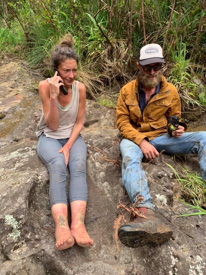 అందులో 17 రోజులు ఒంటరిగా ఏ తిండీ లేకుడా బతకడం దాదాపు అసాధ్యం. (Image : facebook.com/AmandaEllersMissing)