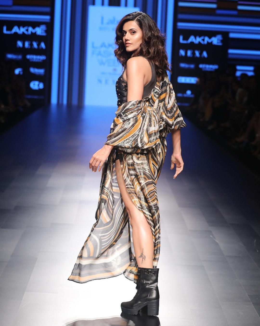 తాప్సీ పన్ను హాట్ ఫోటోస్ Photo: Instagram.com/taapsee