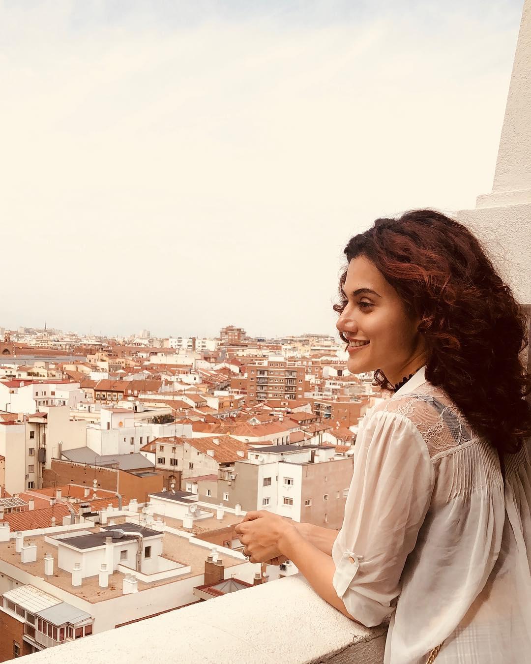 తాప్సీ పన్ను ఫోటోస్ Photo: Instagram.com/taapsee
