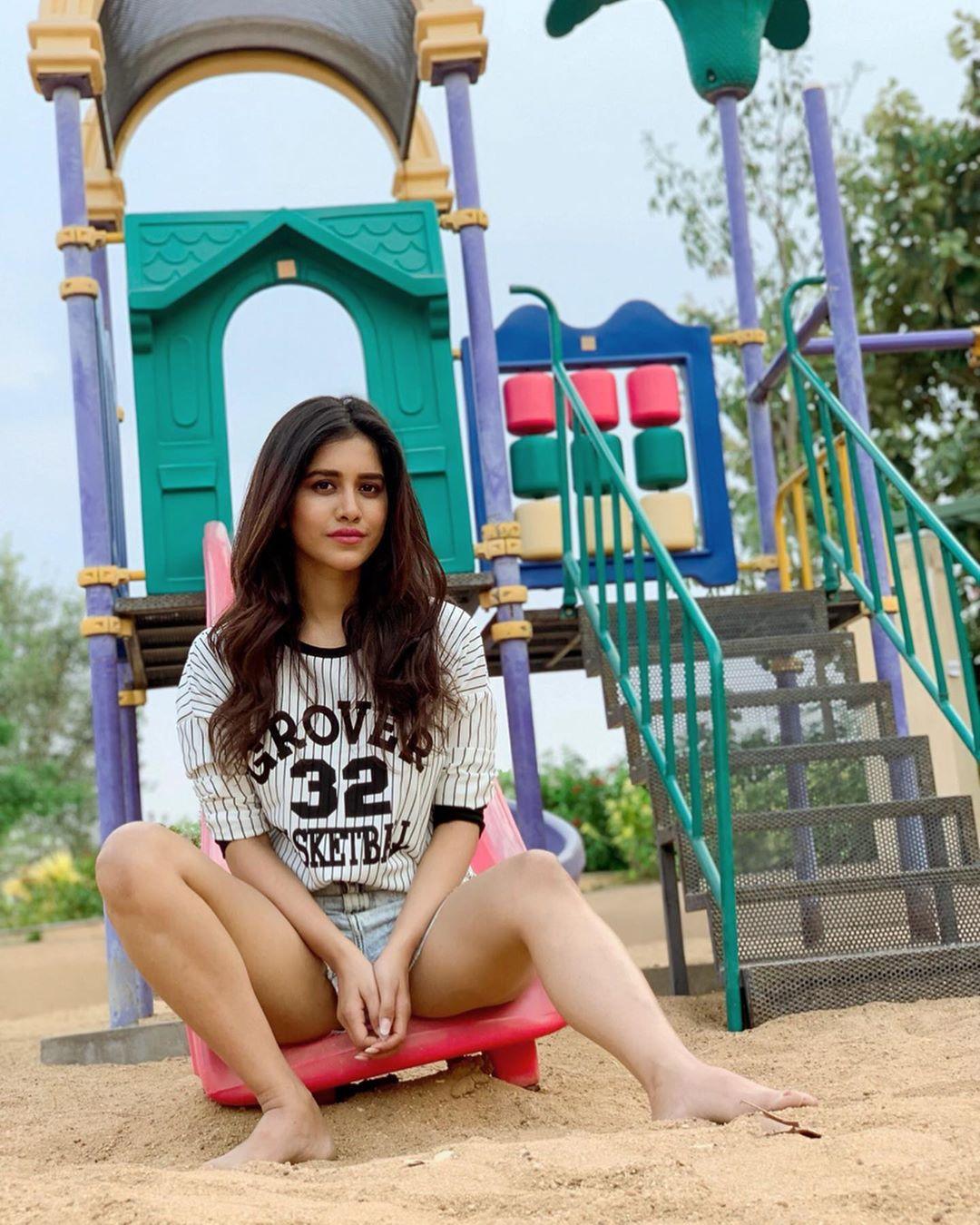 ఇస్మార్ట్ శంకర్ హీరోయిన్ నభా నటేష్ హాట్ ఫోటోస్ Photo:Instagram.com/nabhanatesh