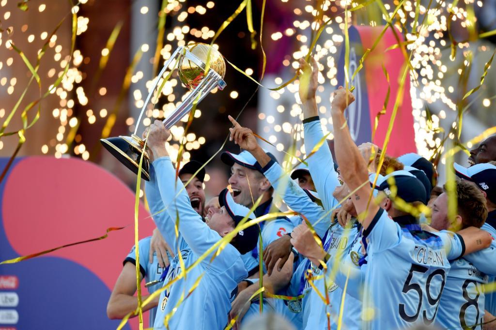 ఐసీసీ క్రికెట్ వరల్డ్ కప్ 2019 విజేత ఇంగ్లండ్ (Image:Twitter)