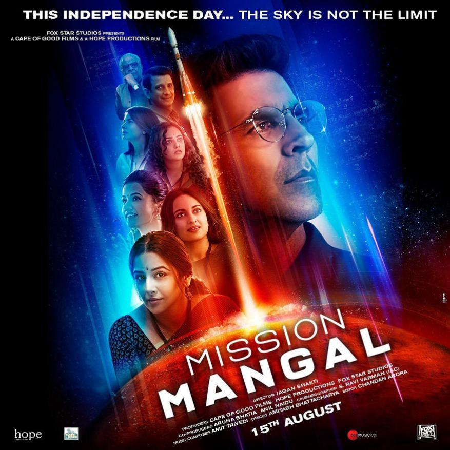 Akshay Kumar's Mission Mangal First Look Released,mission mangal,akshay kumar,mission mangal akshay kumar,mission mangal trailer,akshay kumar mission mangal,mission mangal movie,akshay kumar new movie,mission mangal teaser,mission mangal vs saaho,mission mangal first look,mission mangal story,mission mangal release date,mission mangal official trailer,mission mandal,saaho vs mission mangal,akshay kumar upcoming films,akshay kumar fans,akshay kumar twitter,akshay kumar instagram,akshay kumar facebook,bollywood,hindi cinema,అక్షయ్ కుమార్,అక్షయ్ కుమార్ మిషన్ మంగళ్,మిషన్ మంగళ్ ఫస్ట్ లుక్ రిలీజ్,మిషన్ మంగళ్ ఫస్ట్ లుక్ విడుదల,మిషన్ మంగళ్ ఫస్ట్ లుక్,