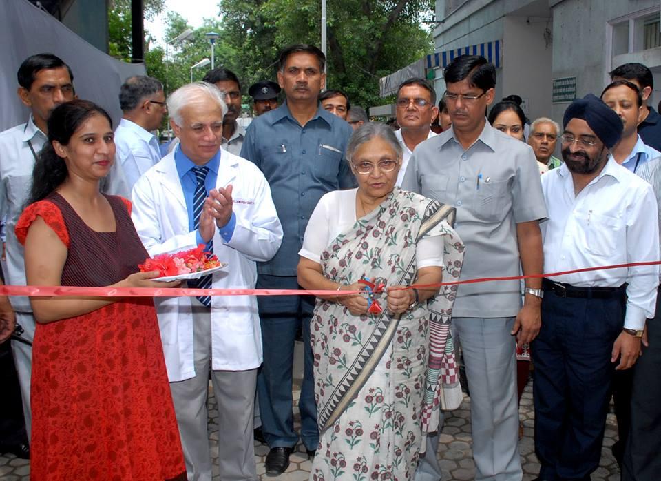 1998 నుంచి 2013 వరకు ఢిల్లీ సీఎంగా పని చేసిన షీలా దీక్షిత్