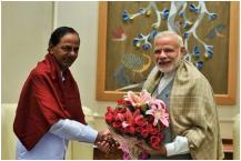 #Union Budget 2019: కేంద్రం 'కిసాన్ సమ్మాన్ నిధి'... బడ్జెట్పై కేసీఆర్ 'రైతుబంధు' మార్క్