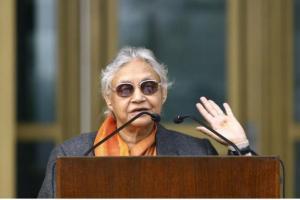 అనారోగ్యంతో ఢిల్లీ మాజీ సీఎం షీలా దీక్షిత్ కన్నుమూత