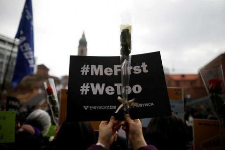 #MenToo: స్త్రీల 'మీటూ' వేధింపులకు వ్యతిరేకంగా 'మెన్టూ' ఉద్యమం