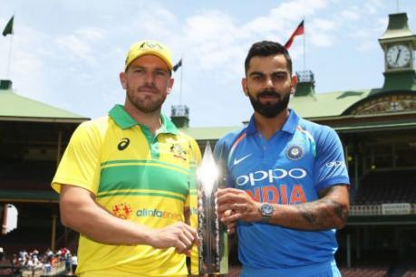 IND vs AUS: ఆస్ట్రేలియాతో వన్డే సిరీస్...నెం.1 ర్యాంక్పై కన్నేసిన కోహ్లీసేన