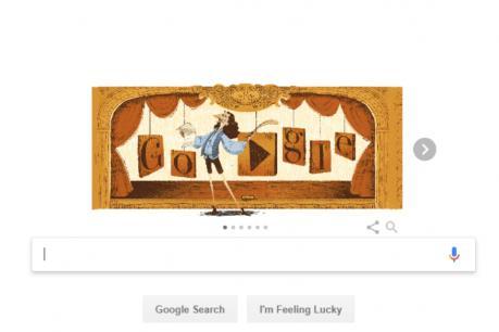 Google Doodle: ఈ రోజు గూగుల్ డూడుల్ చూశారా? ఫ్రెంచ్ నటుడికి ఘన నివాళి...