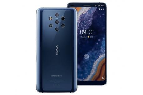 Nokia 9 PureView: ఐదు కెమెరాల నోకియా ఫోన్... జూన్ 6న రిలీజ్